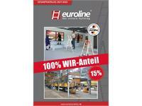100% WIR-ANTEIL, EUROLINE KATALOG 2021