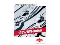 100% WIR ANTEIL, KNIPEX Katalog mit Preisliste
