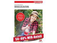 50-80% WIR ANTEIL, BIRCHMEIER Katalog