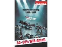 50-80% WIR ANTEIL, MAKITA Katalog mit Preisliste