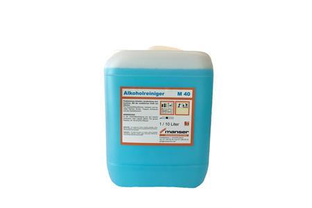 Alkoholreiniger M40, 10 Liter