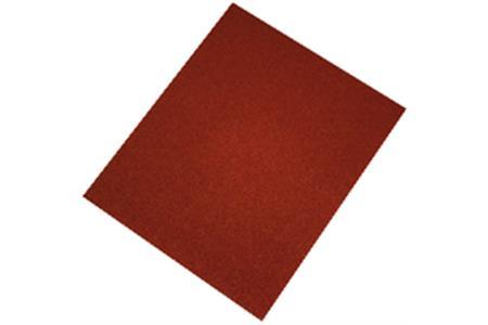 Schleifbogen 230x280mm, Korn 40 für Metall trocken