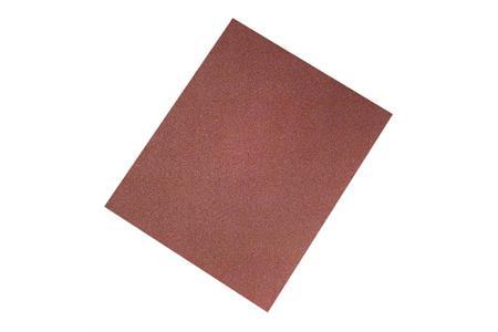 Schleifbogen 230x280mm, Korn 80 Nass-Schleifpapier Metall